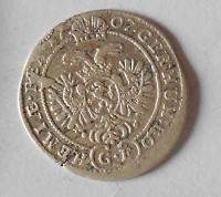 Čechy – Praha 3 Krejcar 1707 Josef I.