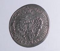 Čechy – Praha 3 Krejcar 1719 Karel VI.