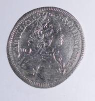 Čechy – Praha 6 Krejcar 1733 Karel VI.