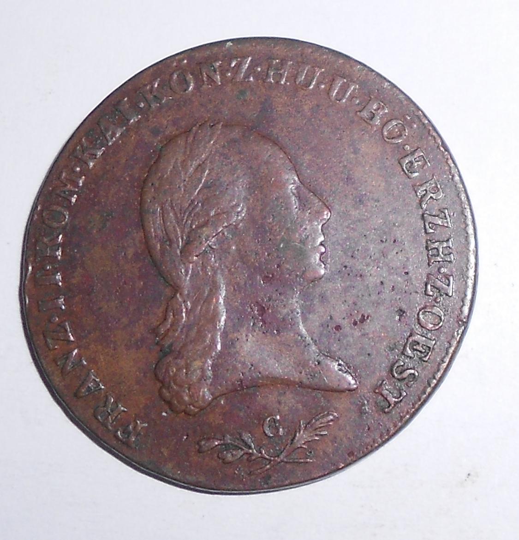 Čechy – Praha 6 Krejcar 1800 C František II.