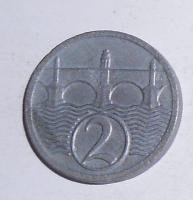 ČSR 2 Haléř 1924