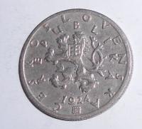 ČSR 50 Haléř 1924, stav