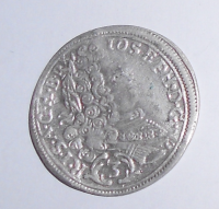 Mnichov 3 Krejcar 1707 Josef I.