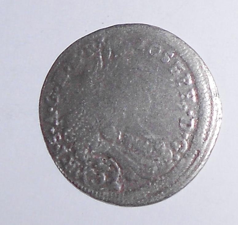 Mnichov 3 Krejcar 1710 Josef I.