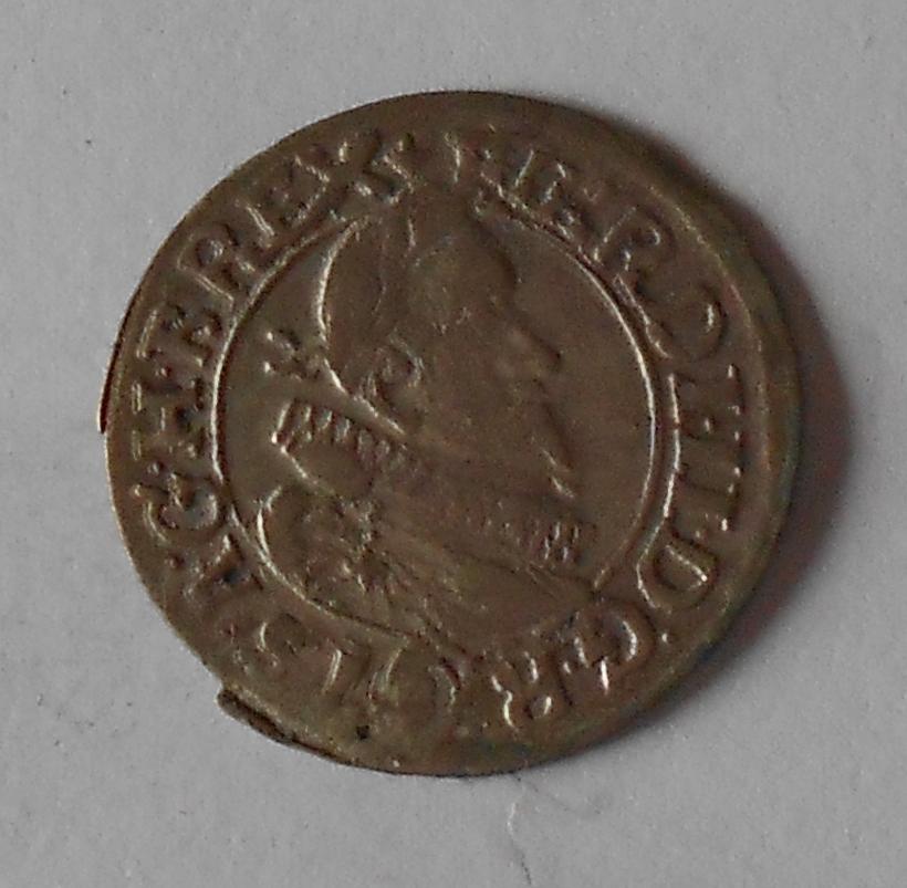 Morava – Brno 3 Krejcar 1624 Ferdinand II.