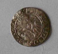Morava – Olomouc 1 Krejcar 1635 Ferdinand II.