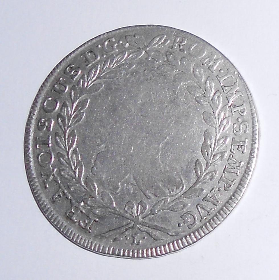 Německo 20 Krejcar 1756 František Lotrinský