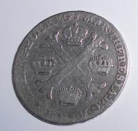 Rakousko 1/2 Tolar 1765 Marie Terezie