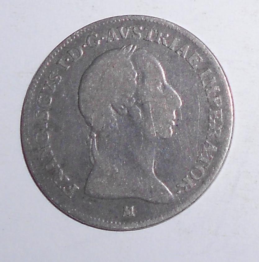 Rakousko 1 Lira 1824 M František II.