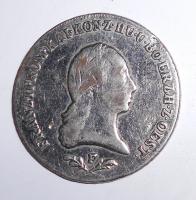 Rakousko 6 Krejcar 1800 F František II.