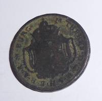 Rakousko – Günzburg 1 Krejcar 1772 G Marie Terezie