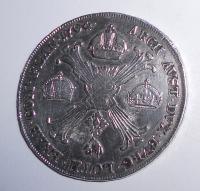 Rakousko Tolar 1794 H František II. , měl ouško