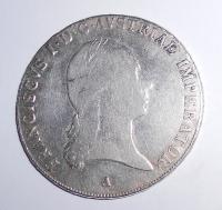 Rakousko Tolar 1819 A František II.