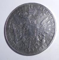 Rakousko Tolar 1848 A Ferdinand V., měl ouško