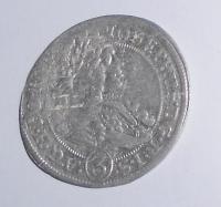 Slezsko – Břeh 3 Krejcar 1708 Josef I.