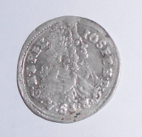 Slezsko Poltura 1710 Josef I.