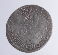 Slezsko – Vrarislav 6 Krejcar 1713 Karel VI.