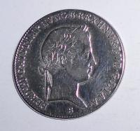 Uhry 10 Krejcar 1848 B Ferdinand V.