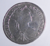 Uhry 15 Krejcar 1743 KB Marie Terezie