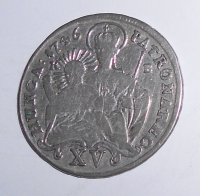 Uhry 15 Krejcar 1746 KB Marie Terezie