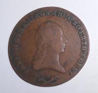 Uhry 6 Krejcar 1800 B František II.