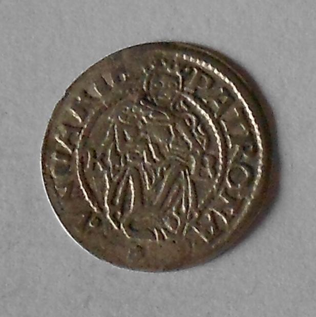 Uhry Denár 1536 KB Ferdinand I.