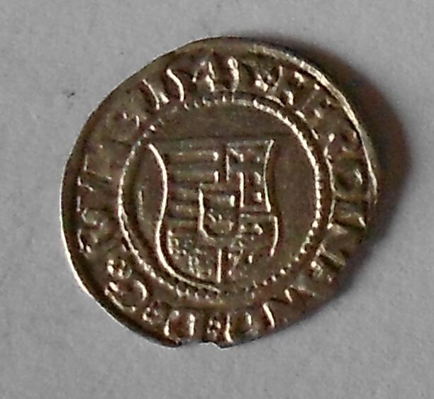 Uhry Denár 1545 KB Ferdinand I.