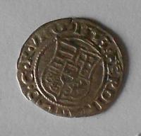Uhry Denár 1553 KB Ferdinand I.