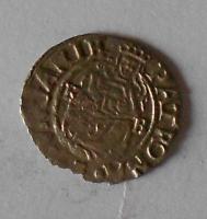 Uhry Denár 1579 KB Rudolf II.