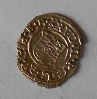 Uhry Denár 1587 KB Rudolf II.