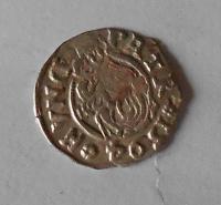 Uhry Denár 1594 KB Rudolf II.