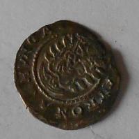 Uhry Denár 1610 KB Matyáš II.
