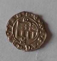 Uhry Denár 1638 KB Ferdinand II.