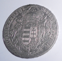 Uhry Tolar 1779 B Marie Terezie, měl ouško