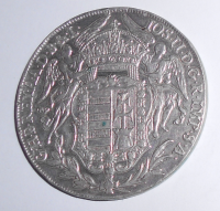 Uhry Tolar 1788 B Josef II., měl ouško