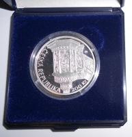 200 Kč(2006-Rejsek), stav PROOF, etue a certifikát