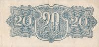 20K/1944/, stav 1, série KC - číslovač Hvězda