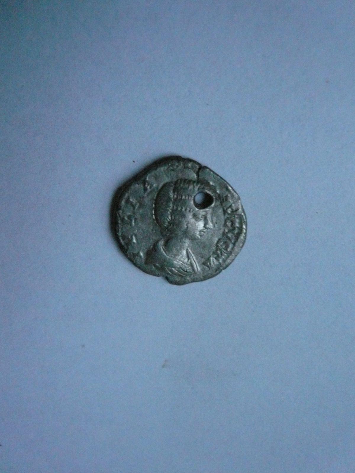 AE-antoninián, věnec Probus, 276-82, Řím