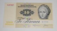 Dánsko 10 Kroner 1972