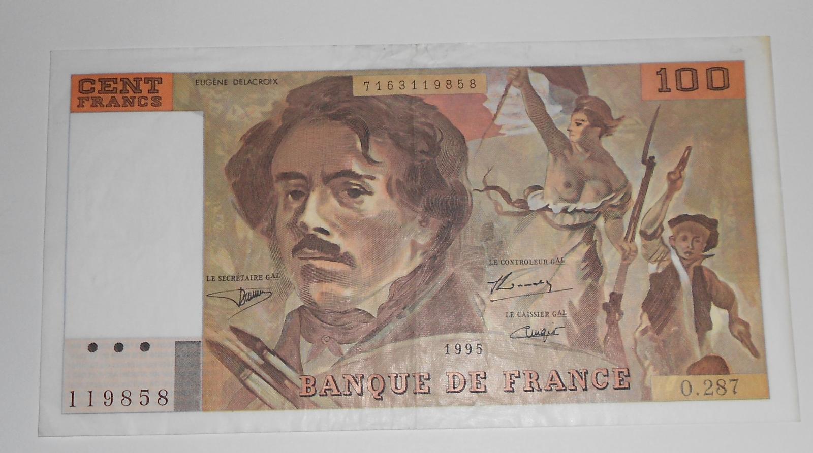 Francie 100 Frank 1995