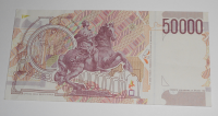 Itálie 50 000 Lira 1992