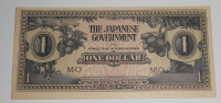 Japonsko 1 Dollar Okupační