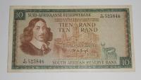 Jižní Afrika 10 Rand 1967
