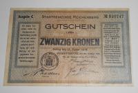 Liberec 10 Koruna 1919