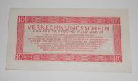Německo 10 RM Wermacht