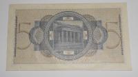 Německo Říšská kreditní pokladna 5 Marka