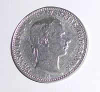 Rakousko 1/4 Zlatník/Gulden 1858 A, měl ouško