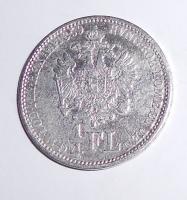 Rakousko 1/4 Zlatník/Gulden 1859 V