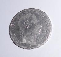 Rakousko 1 Zlatník/Gulden 1865 A