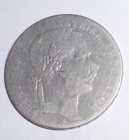 Rakousko 1 Zlatník/Gulden 1867 A